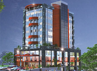 Commercial Apartments, Commercial builders in Kerala, office spaces in cochin