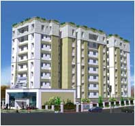 Fully Furnished Apartments Kerala, kakkanad, Kochi, Infra Nouvalle