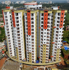 Residential Apartment builders in Kerala Construct Luxury Apartments in Kakkanad and have construction industry in Cochin. Luxury Flats, Homes Kakkanad, Apartment Builder